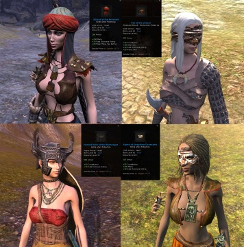 Archetype Headpieces