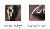 Rhino Mount Abilites