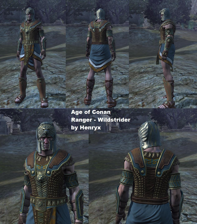 Age Of Conan Klassen