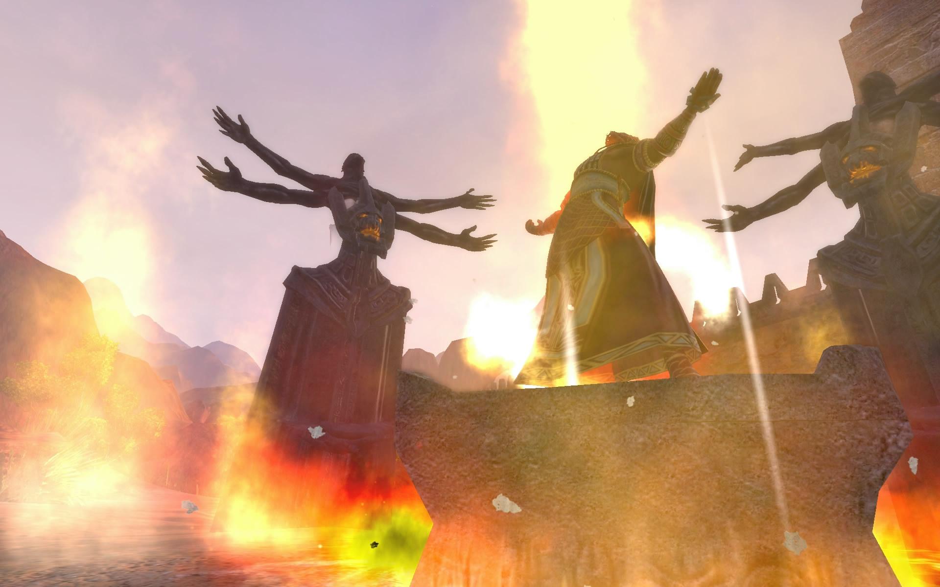 Demosw Necromancer Vs Demonologist