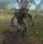 Terrifying Bone Golem