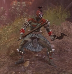 Wolf Pict Warlord